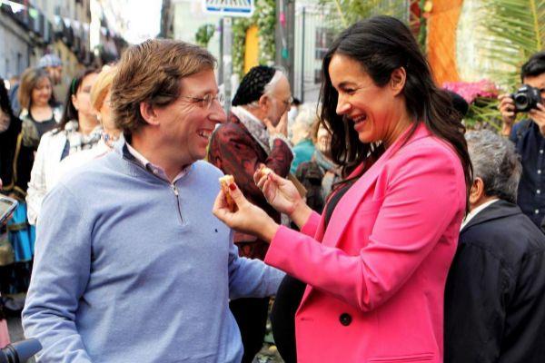 Cs ha propuesto que Villacís y Almeida se turnen en la alcaldía de Madrid.