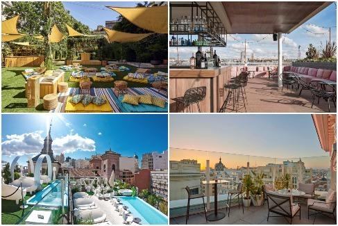 Estas son las mejores 14 terrazas para el afterwork de verano