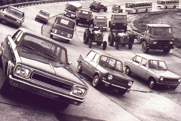 Dodge, Sima 1.000, camiones, autobuses, cabezas tractoras... Una gama con el sello Barreiros