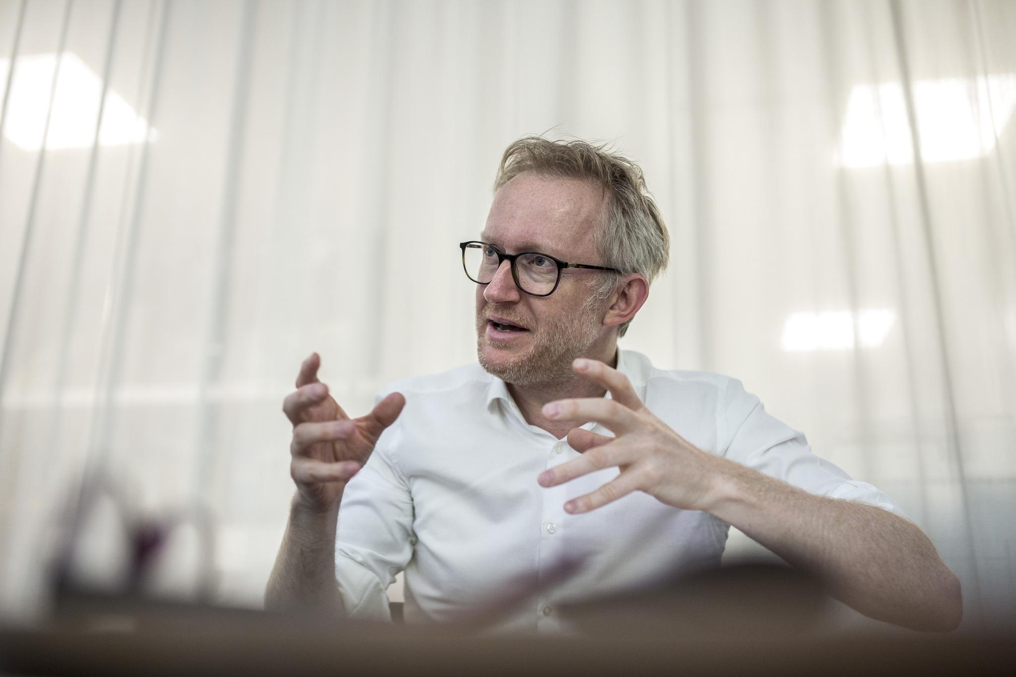 """David Van Reybrouck: """"El Congo tiene todo lo que la economía mundial necesita, esa es su tragedia"""""""