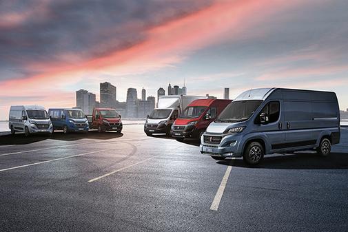 LA nueva gama de Fiat Ducato se presentará a finales de mes.
