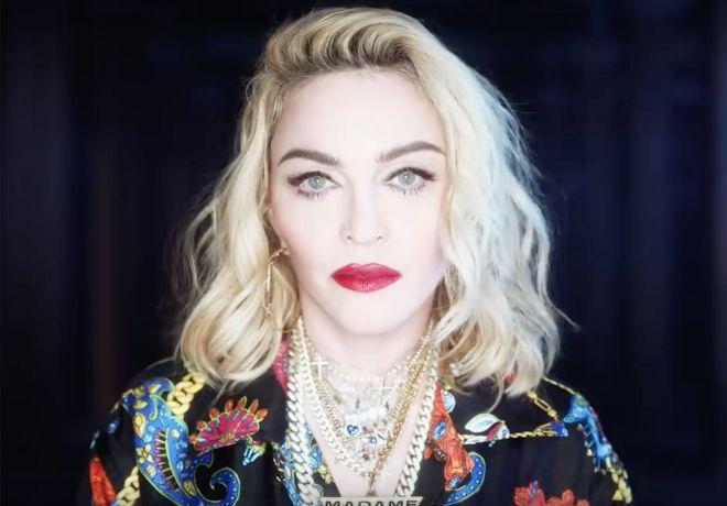Madonna: Madame Bajonna