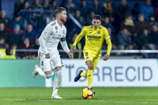 Pablo Fornals saldría del Villarreal tras dos temporadas en el club.