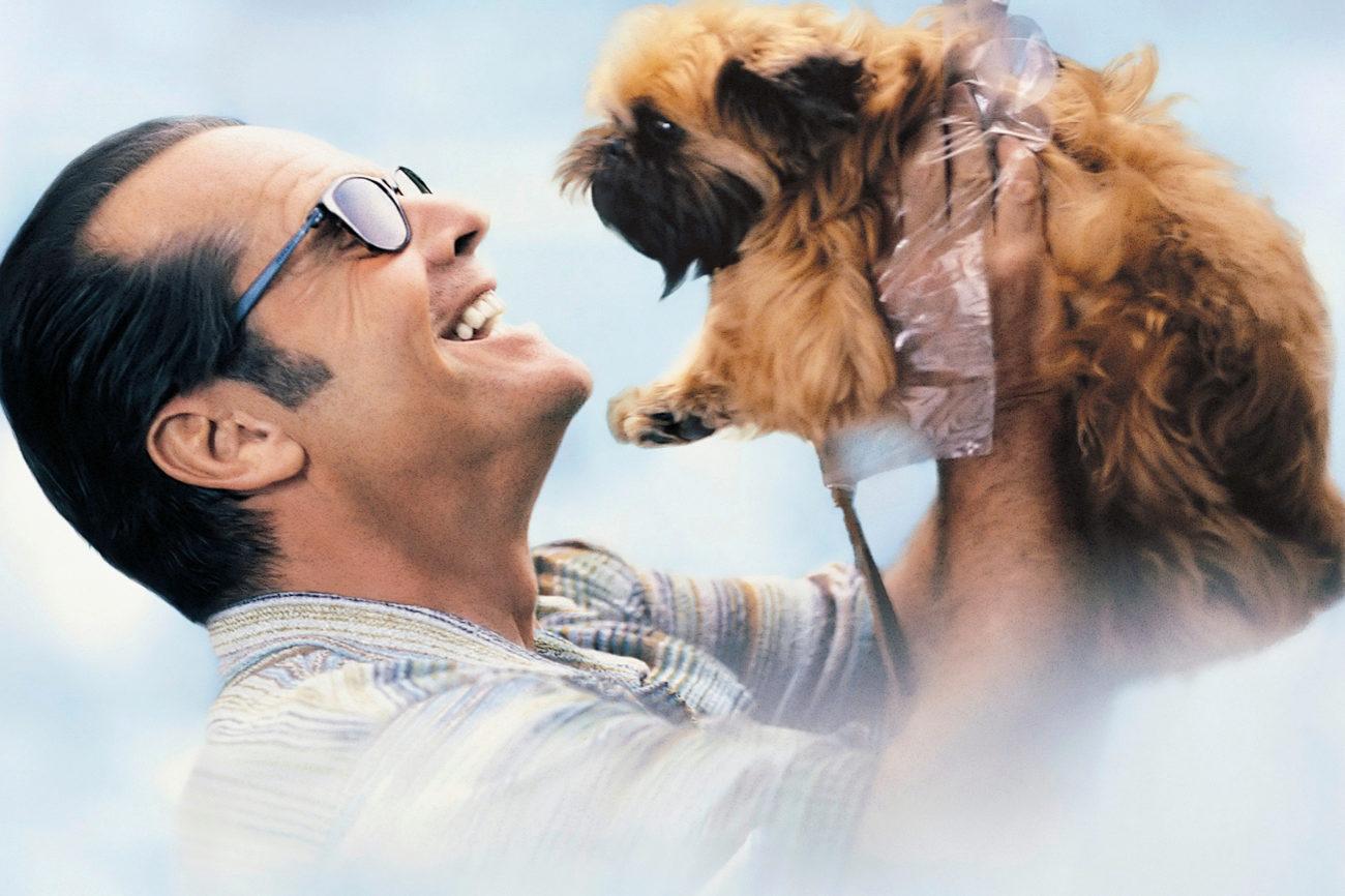 Jack Nicholson, en un fotograma de 'Mejor Imposible'.