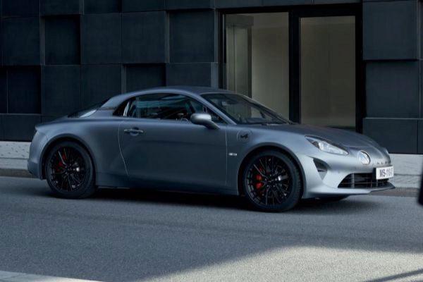 Alpine A110S: más potencia para el coupé francés