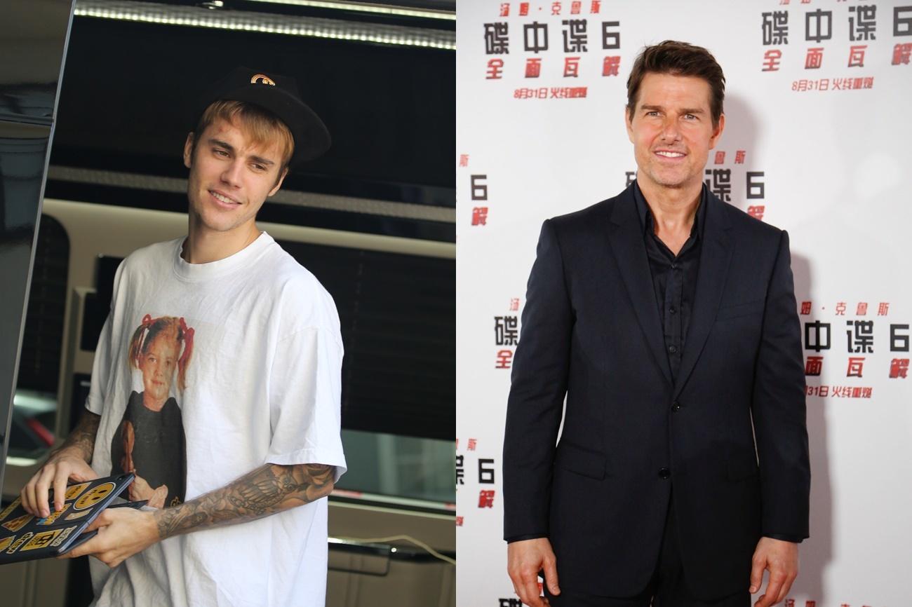 El de Justin Bieber y Tom Cruise ha sido el mejor enfrentamiento que...