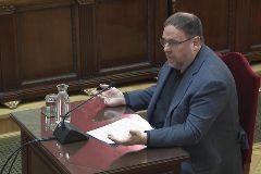 El Supremo rechaza que Junqueras salga de prisión para adquirir la inmunidad como eurodiputado