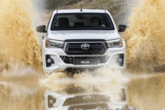El Toyota Hilux es un referente en el mercado de los pick-up.
