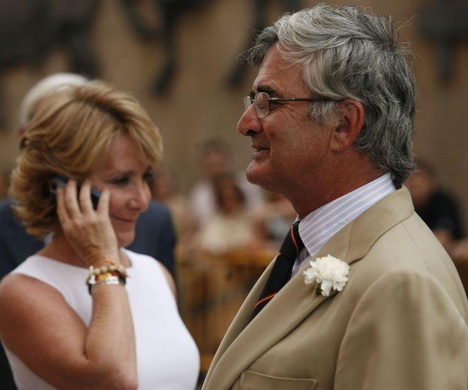Fernando Ramírez de Haro, con de Bornos y marido de Esperanza Aguirre
