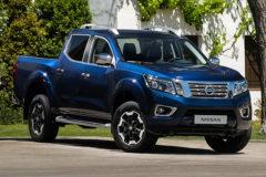 La nueva versión del Nissan Navara, disponible en Satra.