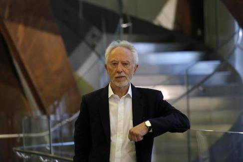 El escritor sudafricano John Maxwell Coetzee.