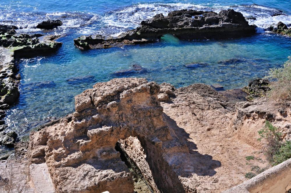 Banos De La Reina E Campello Y Calpe Alicante Espana El Mundo