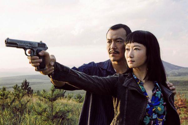 Fotograma de la película 'La ceniza es el blanco más puro' de Jian Zhang-k.