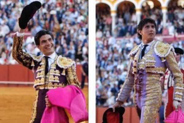La traca final con Roca Rey y Pablo Aguado