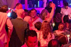 El 'Lío' de Rajoy en Ibiza un año después de dejar el poder. Y no le importó