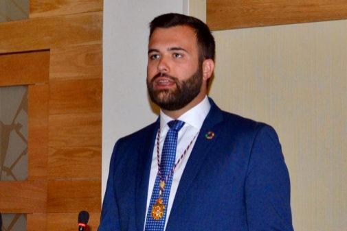 El socialista Luis Salaya, alcalde de Cáceres