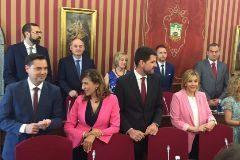 Vox rompe la disciplina de partido en Burgos y el PSOE logra la alcaldía