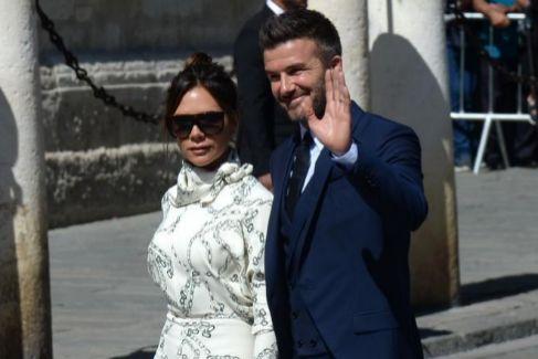 Comienzan a llegar los invitados de la boda de Sergio Ramos y Pilar Rubio