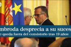 El gesto de desprecio de Imbroda al nuevo alcalde de Melilla