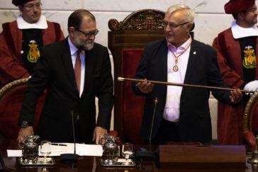 """Ribó aprieta al Consell: """"La capitalidad es irrenunciable"""""""