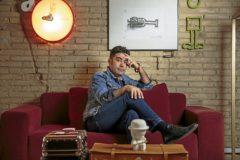 El ex presidente de los diseñadores valencianos, Rafael Armero.