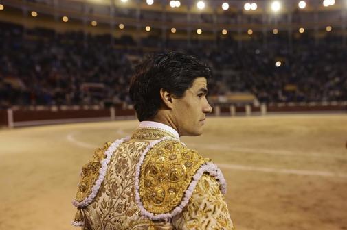 Pablo Aguado toreó el primer sábado de la feria y dejó un gran ambeinte