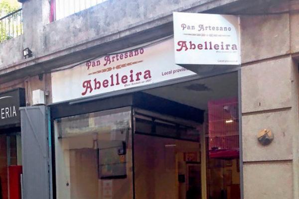 La panadería Abelleira, en Pontevedra, fue fundada en 1880.