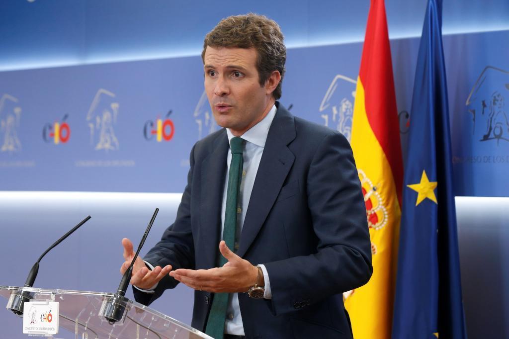 Pablo Casado, un líder reforzado
