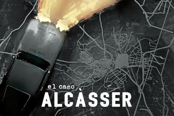 Detalle del cartel de la serie que acaba de estrenar Netflix.