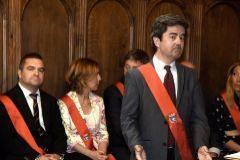En busca del autor del voto en blanco que dio la Alcaldía de Huesca al PSOE