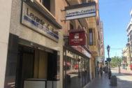 Fachada del periódico Levante de Castelló que cerrará en los próximos días