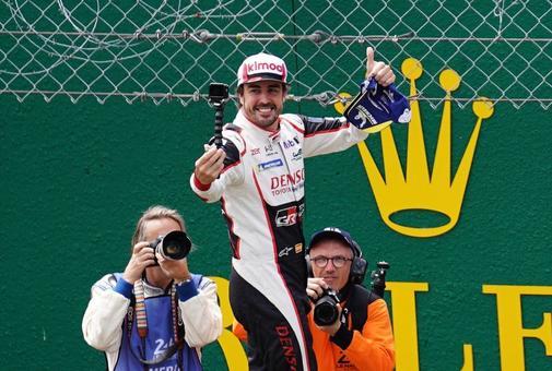El triunfo que eleva a Fernando Alonso en el ránking de todos los tiempos