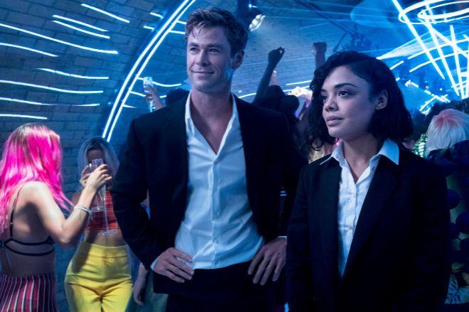 'Men in Balck: International', con Chris Hemsworth y Tessa Thompson, ha sido la segunda película más vista en España este fin de semana.