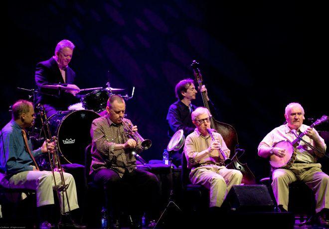 Woody Allen, el hombre del jazz