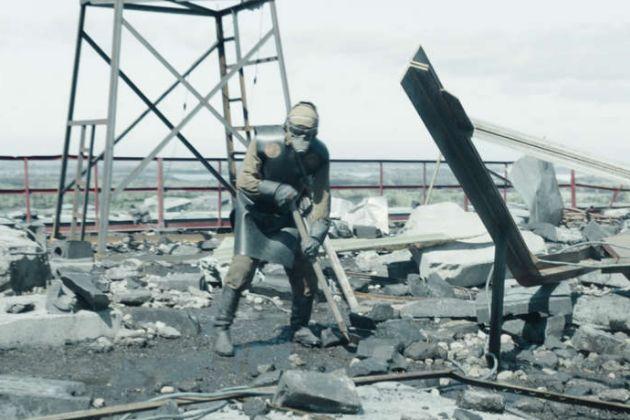 Imagen de Chernobyl, serie de HBO cuyas escenas han sido comparadas...