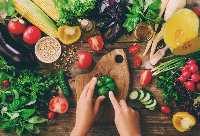 plan semanal de dieta vegetariana