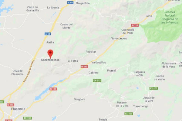 Mata a una mujer de 85 años golpeándola con una barra de hierro en un pueblo de Cáceres