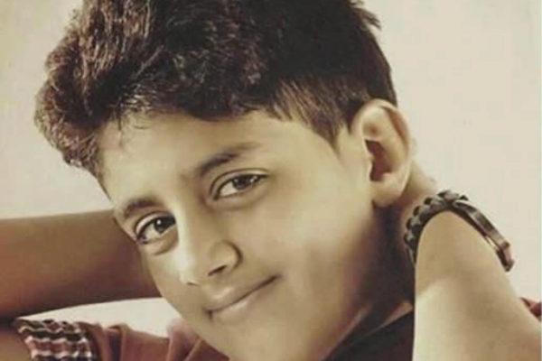 Murtaja Qureiris fue arrestado con 13 años.