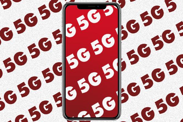 El iPhone se queda sin 5G este año