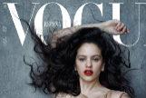 Primera artista española en la portada de Vogue España