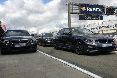 Éxito en la BMW Driving Experience