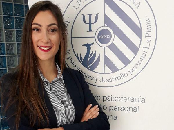 Myriam Sierrra es graduada en Psicología.