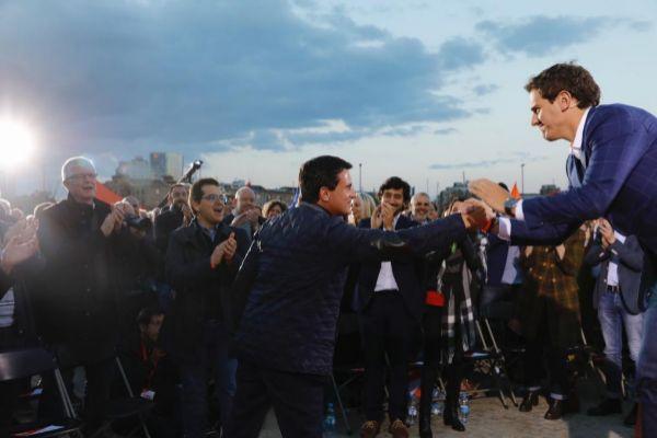 Valls y Rivera: un divorcio cantado