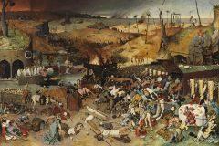 El triunfo de la muerte, de Pieter Bruegel.