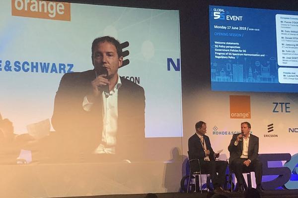 España se estrena en 5G holográfico con ZTE y Orange en Valencia