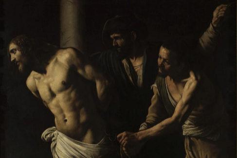 'La flagelación' (1607).