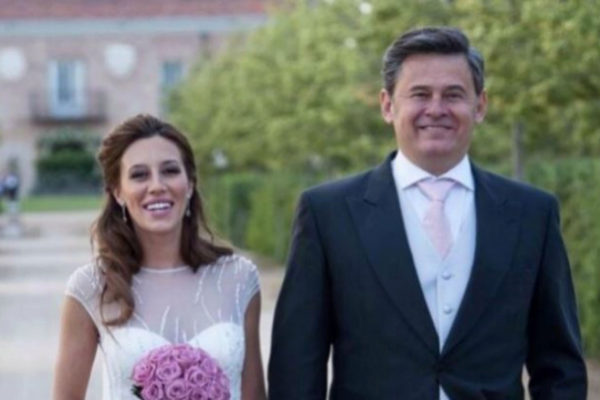 Miki Nadal, condenado por vejaciones leves a su mujer, Carola Escámez