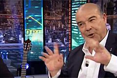 Antonio Resines, mucho dinero perdido y el boicot a David Broncano