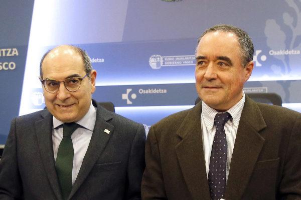 Los dos viceconsejeros de Darpón también participaron en la OPE