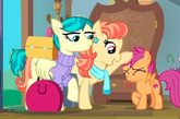 My Little Pony ha incluido a su primera pareja lesbiana